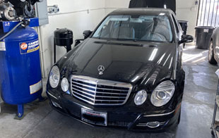 Mercedes-Benz Repair, Maintenance Service Irvine
